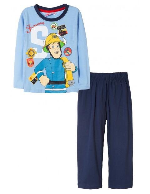 Pidżama chłopięca Strażak Sam 1W35AI
