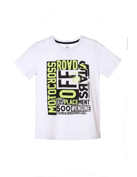 T-shirt dla chłopca 2I3611