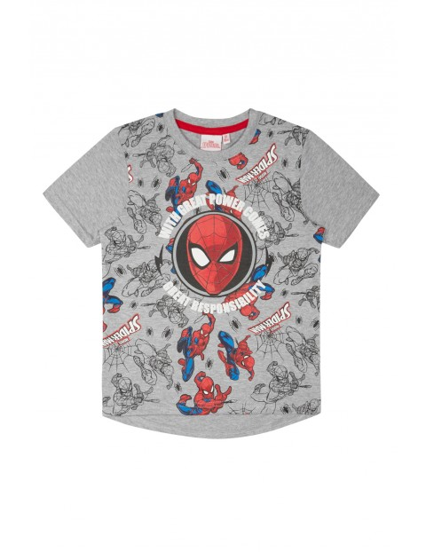 Koszulka chłopięca Spiderman rozm 140