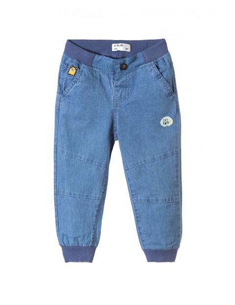 Spodnie niemowlęce 5L3402