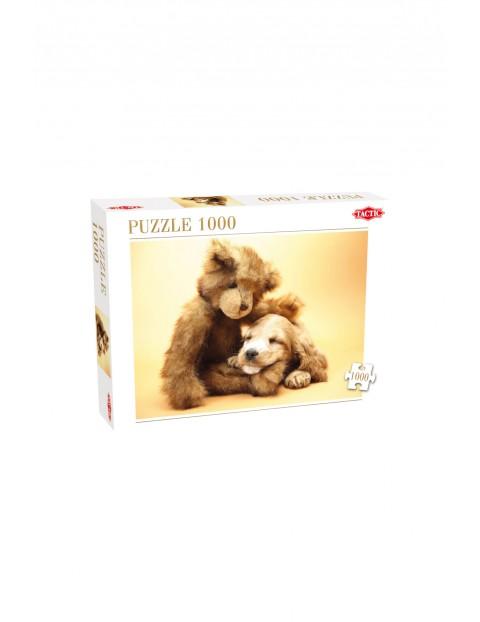 Puzzle Puppy&Teddy Bear 1000 el. 4Y33BK