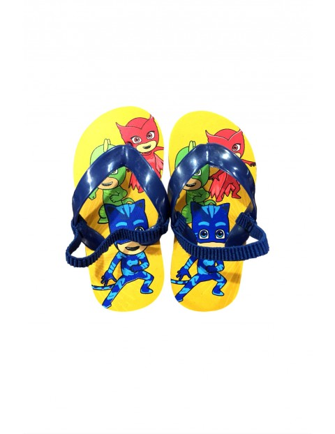 Klapki japonki chłopięce PJ Masks