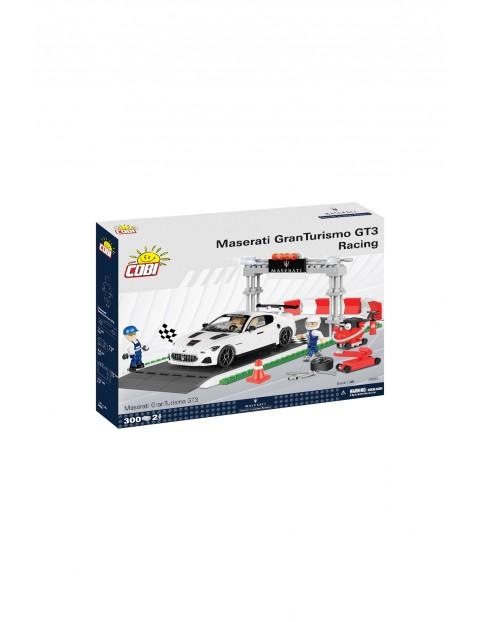 Klocki Cobi Cars Maserati Gran Turino GT3 Racing 302el