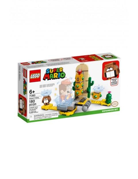 LEGO Mario- Pustynny Pokey 71363 - zestaw rozszerzający - 18 elementów wiek 6+