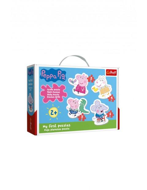 Puzzle Baby Classic - Urocza Świnka Peppa