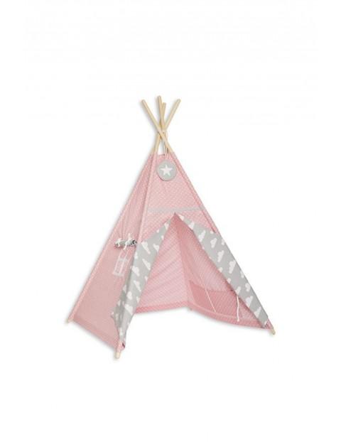 Namiot tipi dla dziewczynki