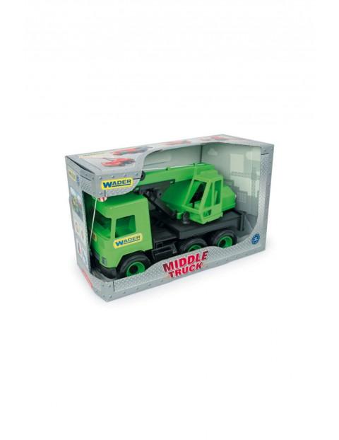 Middle Truck dźwig zielony