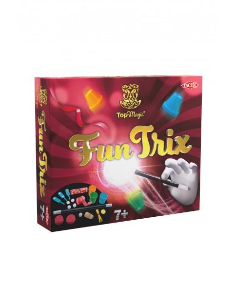 Zestaw sztuczek magicznych Fun Trix wiek 7+