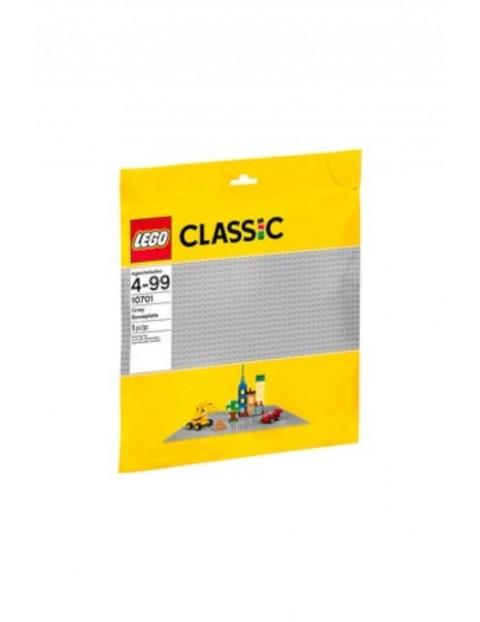 LEGO Classic 10701 - Szara płytka konstrukcyjna wiek 4+