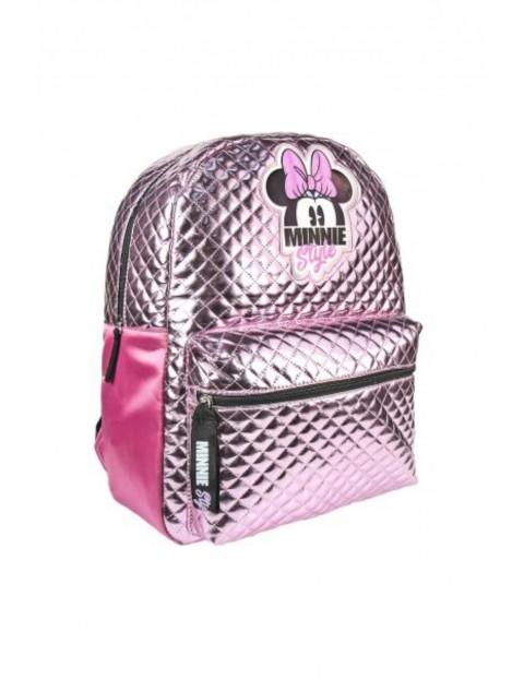Plecak Fashion Minnie- różowy
