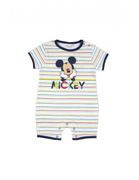 Rampers niemowlęcy Myszka Mickey 5R34A8
