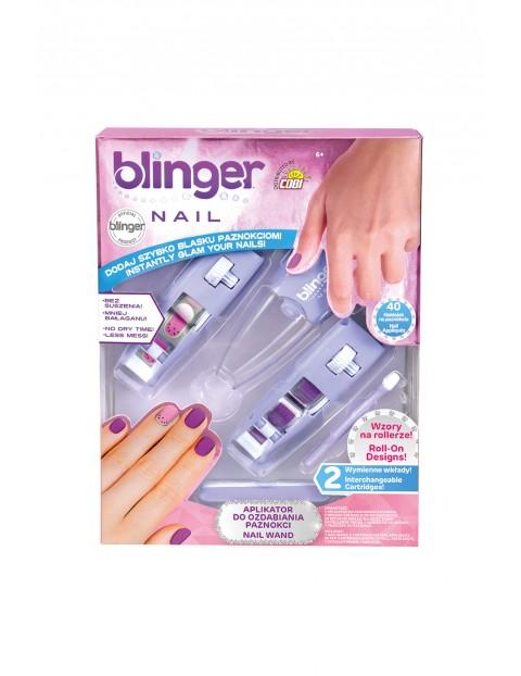 Blinger – Zestaw do ozdabiania paznokci - wiek 6+