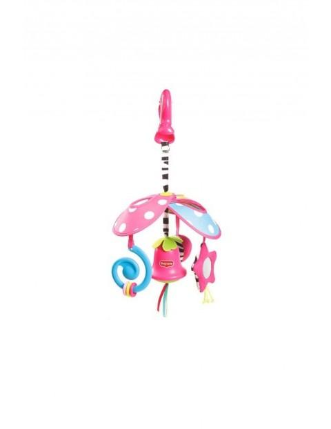 Karuzela podróżna kompaktowa Pack&Go - Mała Księżniczka 0msc+