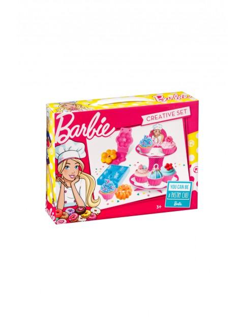 Barbie masa plastyczna- babeczki 3Y34E4