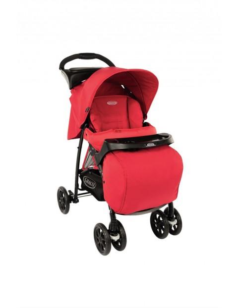 Wózek spacerowy Graco Mirage Plus Tomato-czerwony