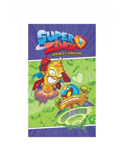Mały ręcznik bawełniany Super Zings 30x50 cm