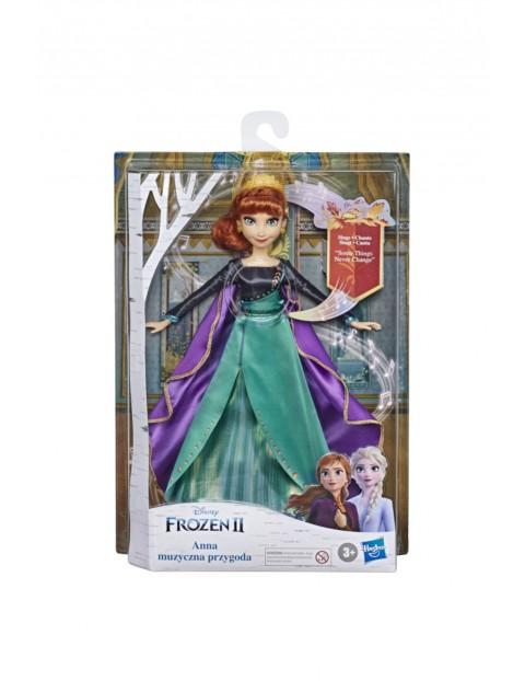 Królewska śpiewająca lalka Anna wiek 3+