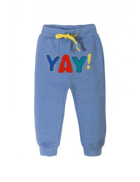 Spodnie dresowe niemowlęce 5M3305