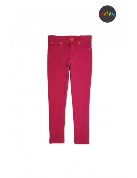 Spodnie dziewczęce 4L2939