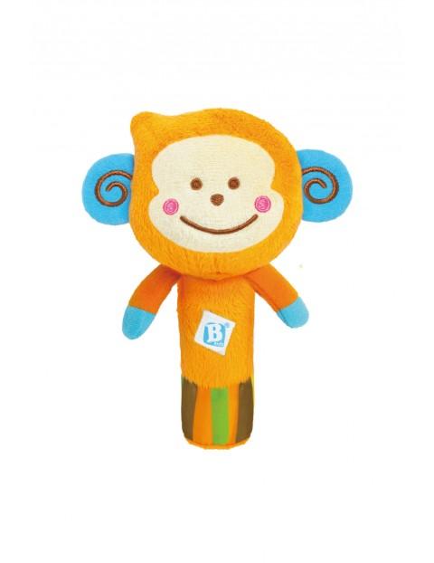 Piszczałka pluszowa Bebee- zabawka dla niemowlaka