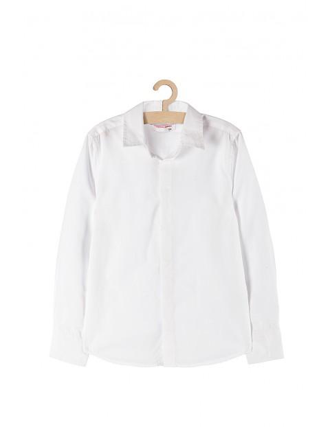 Elegancka koszula dla chłopca- biała