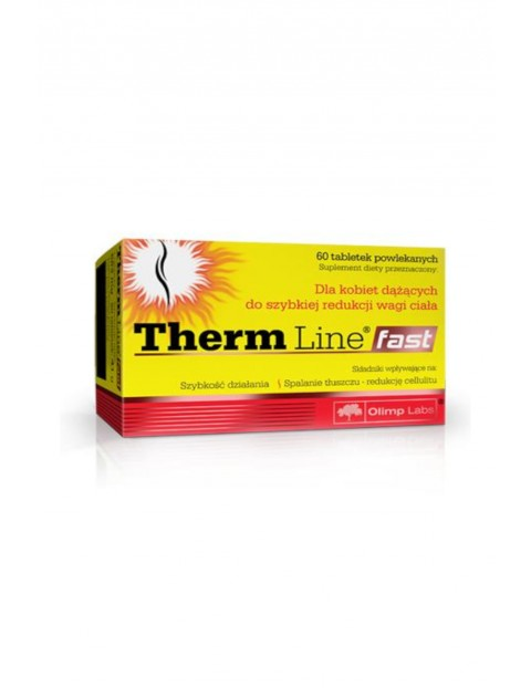 Therm Line fast - 60 tabletek