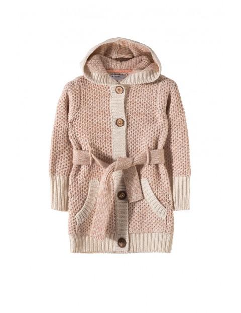 Sweter dziewczęcy 3C3304