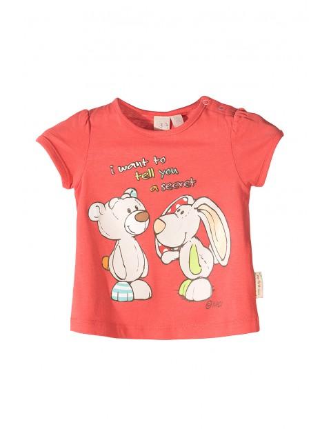 Koszulka dziewczęca niemowlęca Nici
