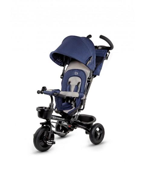 Rowerek trójkołowy Kinderkraft AVEO niebieski 9msc+