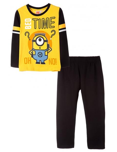 Pidżama chłopięca Minionki 1W35A3