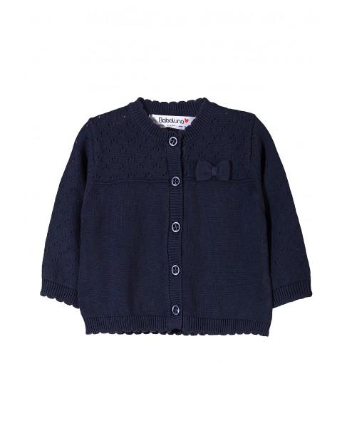 Sweter niemowlęcy 5C34A3