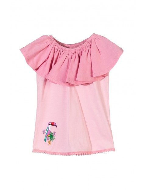 T-shirt niemowlęcy 100% bawełna 5I3417