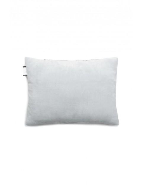Poduszka dla dzieci bawełna/welur- Wesołe Dinozaury 30x40cm