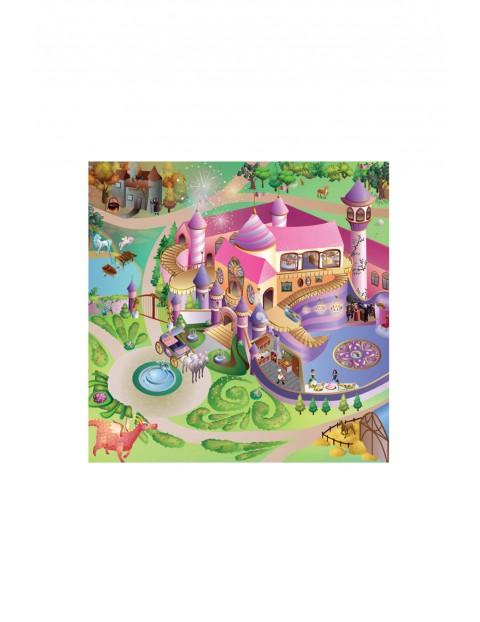 Mata do zabawy- Zamek księżniczki