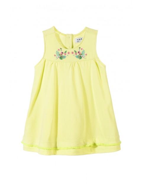 Sukienka niemowlęca 5K3408