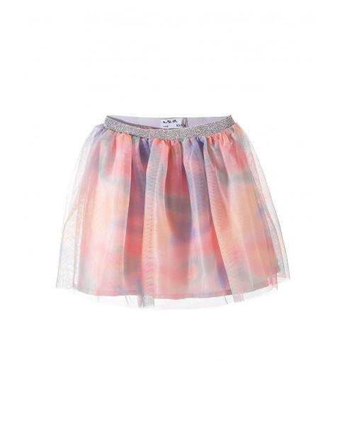 Spódnica tiulowa dla dziewczynki