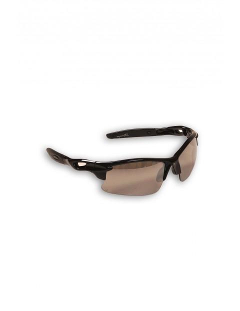 Okulary przeciwsłoneczne chłopięce - czarne
