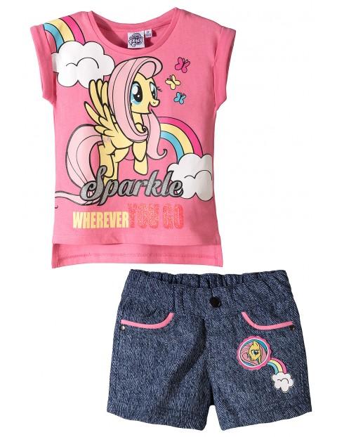 Komplet dziewczęcy My Little Pony 3P34A8