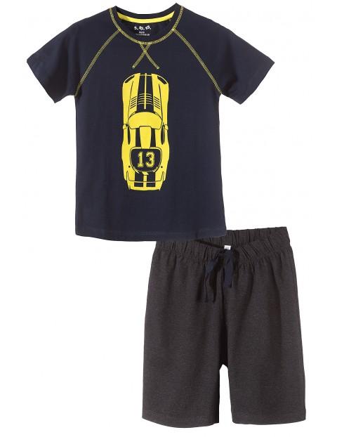 Piżama chłopięca 2W3503