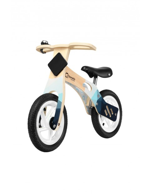Rowerek biegowy Lionelo Education Willy AIR Indygo