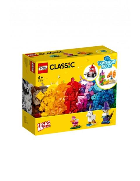 Zestaw konstrukcyjny LEGO® Classic 11013 - 500 elementów wiek +5