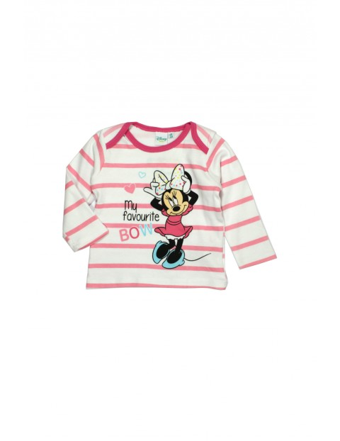 Bluzka niemowlęca Myszka Minnie 5I34BO