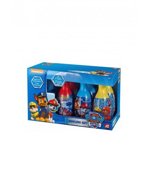 Kręgle Psi Patrol-zabawka dla dzieci