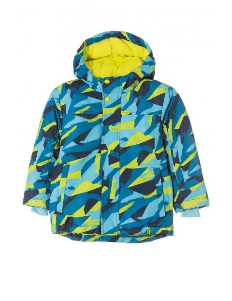 Kurtka narciarska dla chłopca 1A3505