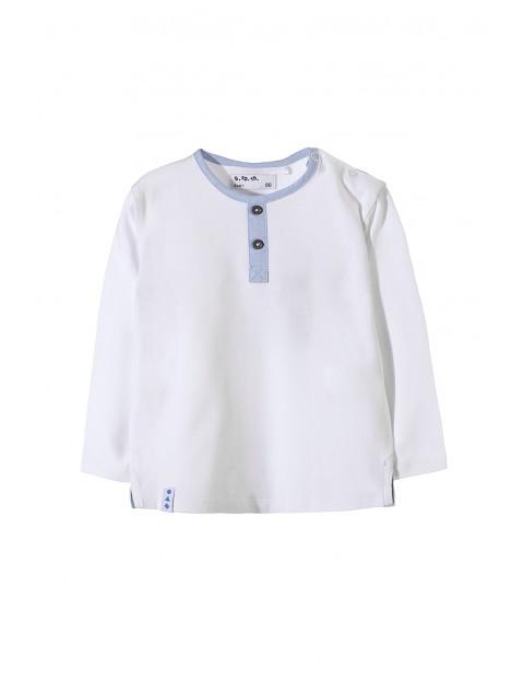 Bluzka niemowlęca długi rękaw 5H3414