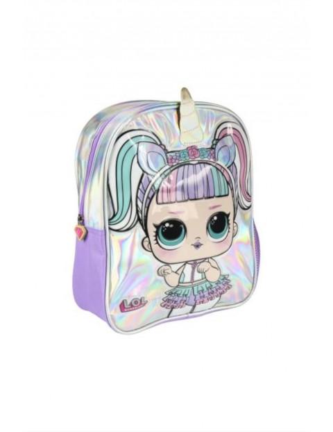 Plecak dziewczęcy LOL Surprise- jednorożec