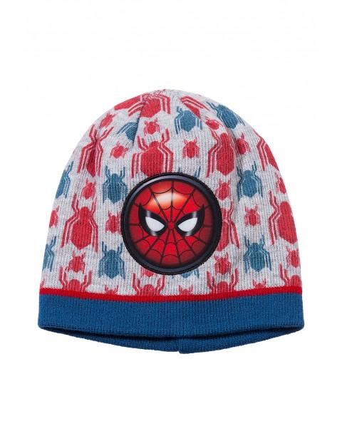Czapka na zimę Spiderman 1X35AF