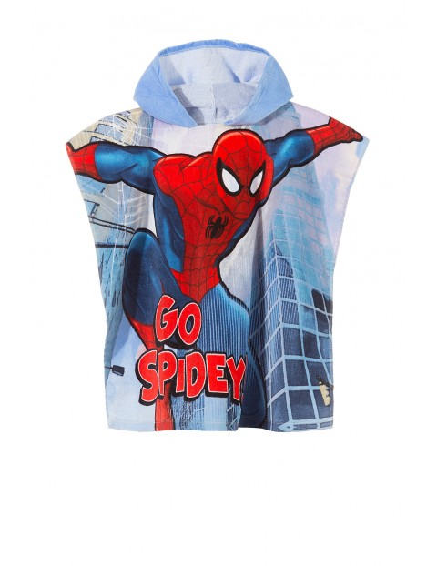 Ręcznik ponczo Spiderman 1Y34BT