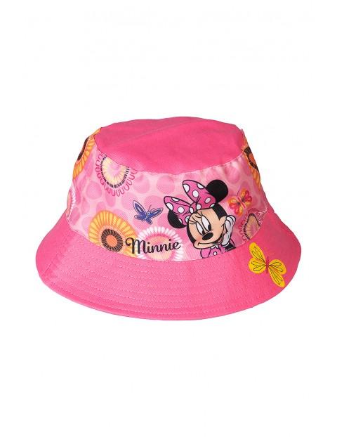 Kapelusz przeciwsłoneczny dla dziewczynki- Mickey