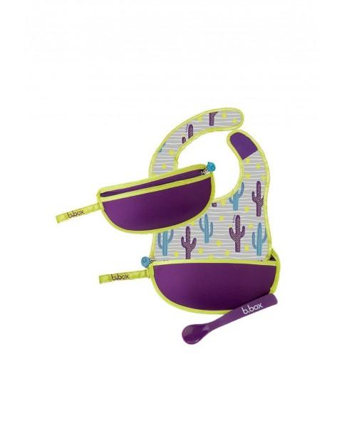 Neoprenowy śliniak cactus capers- B.BOX